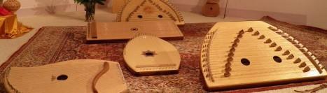 Za 17 & zo 18/03: Intuïtief muziek maken op Ganesh-snaarinstrumenten