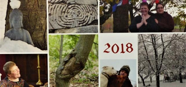 Onze hartewens voor 2018 voor jou !