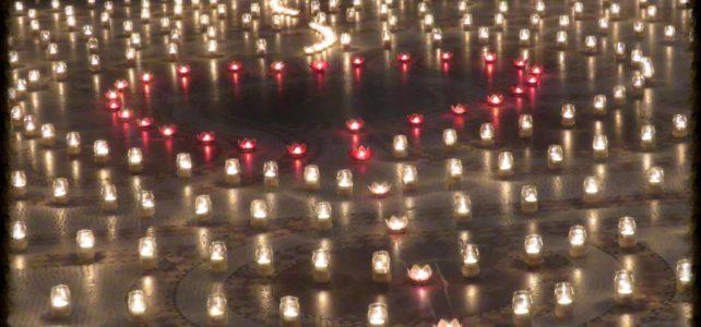 3/2: Lichtlabyrint met ZieleZingen – Een mini-pelgrimage in de abdij van Zevenkerken